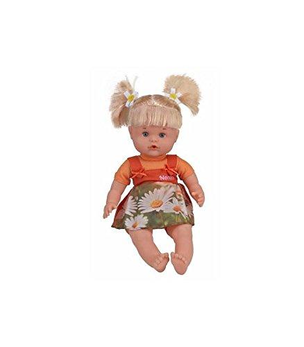 Nenuco - . Muñeca bonita como tú con vestido naranja (Famosa 700013834), . (5 años)