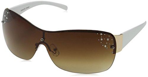 Eyelevel Damen Lois Sonnenbrille, Weiß, One size
