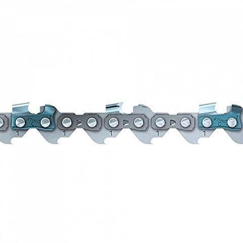 Stihl 36700000056 Sägekette 1/4 Zoll 1,1 56 Glieder für 25 cm Schwert MSA 160, MS 192 T