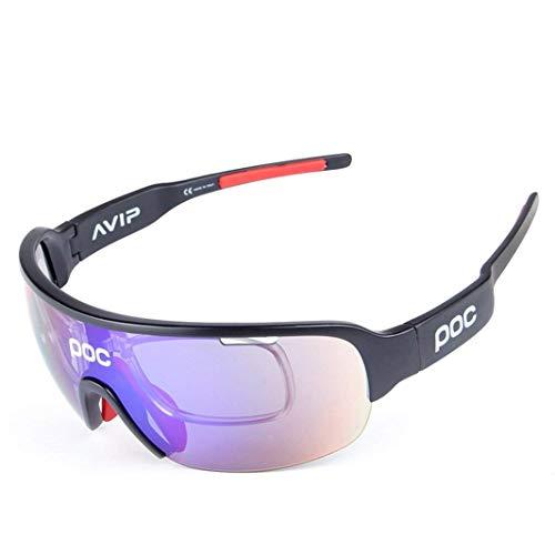 OPEL-R Gafas Ciclismo Polarizadas Modernas Ideales
