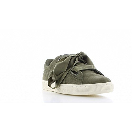 Puma CHAUSSURES SUEDE HEART VELVET ROPE Verde