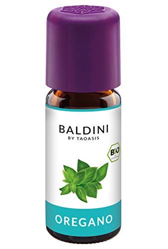 Baldini - reines Oregano Öl BIO, 100% natürliches ätherisches Oreganoöl BIO, zum Einnehmen, 10ml