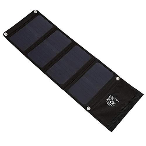 Sharplace Faltbare Solar Panel Ladegerat Solaranlage Solarmodul