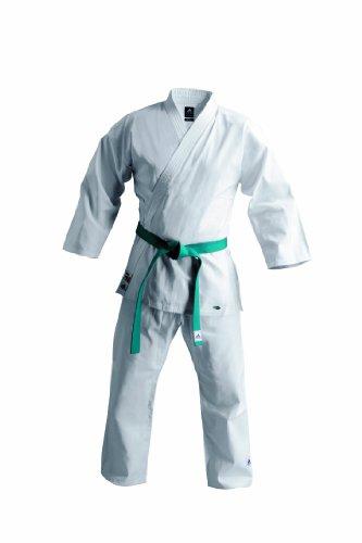 adidas K220 Karate-Anzug weiß 6/190