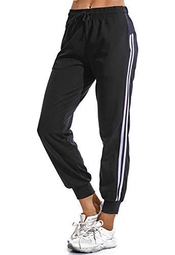 FITTOO Mallas Pantalones Deportivos Mujer Elásticos