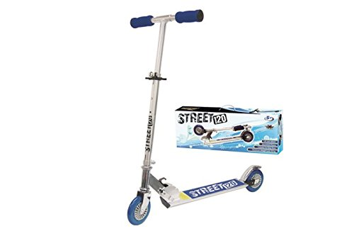 Monopattino Richiudibile Sport One Scooter Street 120 Blu - 50 Kg