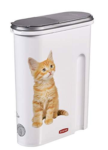 Curver 03903-P82-00 Pet-Futter Container 25 x 10.5 x 30.5 cm, 1.5 kg