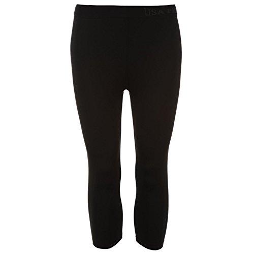 U.S.A. Pro - Legging de sport - Femme * Noir