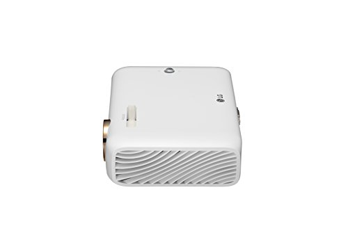 LG Minibeam PH550G Portable Projector (HD, LED, 100,000:1 contrast, 550 lumens)