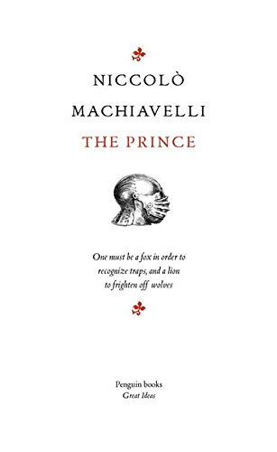 The Prince (Penguin Great Ideas) por Niccolo Machiavelli