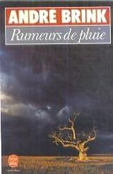 Rumeurs de pluie
