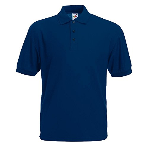 Fruit of the Loom Polo Purple