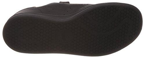 adidas Originals Stan Smith CF C - Scarpe per bambini, unisex Nero/Blu/Bianco