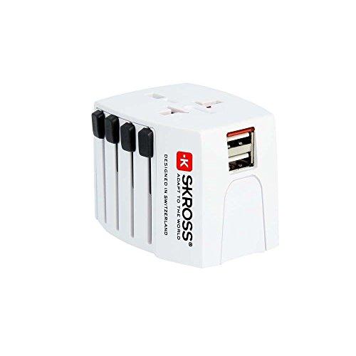 SKROSS World Travel Adapter MUV USB