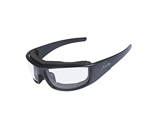Preisvergleich Produktbild John Doe SUNLINER Sonnenbrille Photochromic - klar auf dunkelgrau Größe UNI