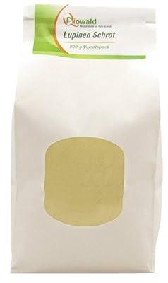 Piowald Lupinenschrot fein vermahlen - Vorratspack, 1er Pack (1 x 800 g)