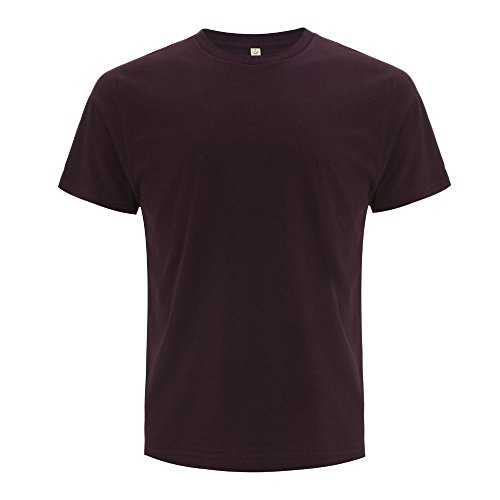 EarthPositive - Men's Organic T-Shirt Eggplant