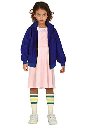 Disfraz de telépata Once de Stranger Things Style para niños Medium (7-9...