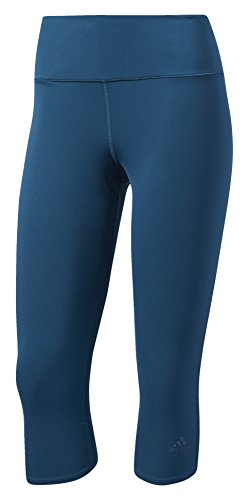 adidas Damen Supernova 3/4 Tights, Petrol Night, M -