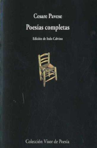 Poesías Completas (Visor de Poesía)