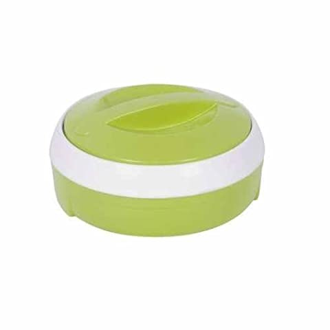 Small / Large Stainless Steel Insulated Casserole Food Warmer Storage Serving Dish (4.5 Litre,