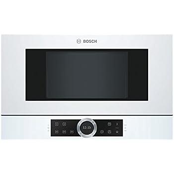 Bosch CMG633BW1 Serie 8 Mikrowelle / 1000 W: Amazon.de