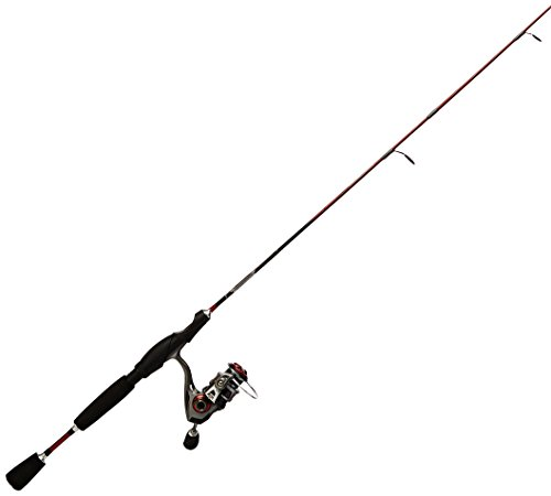 Zebco Quantum Fire Spinning Reel Combo fire10502ul 5'0cm (Zebco Combo)