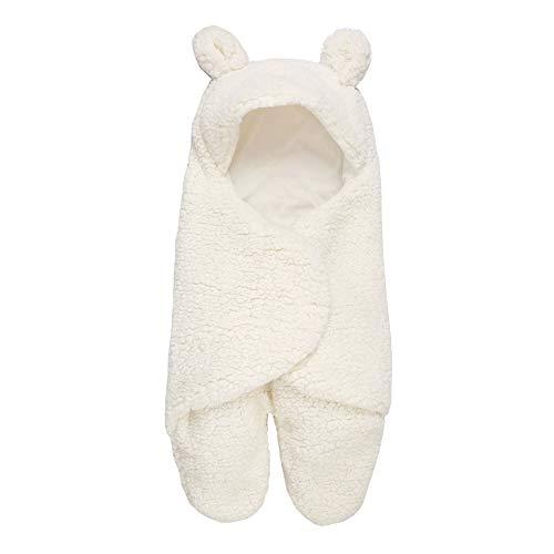 AimdonR Neugeborene Swaddle, niedliche Babydecken, jungen Mädchen Plüschdecken, Baby-Dusche-Geschenke (Baby-dusche-geschenke Für Jungen)