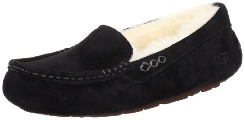 UGG W's Ansley 3312, Chaussons femme, Black, 37 EU