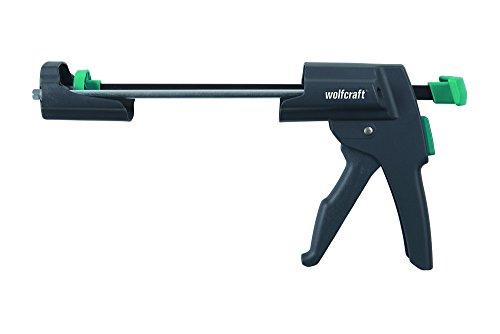 Wolfcraft 1 MG 600 PRO - Mechanische Kartuschenpresse, 4356000