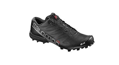 Salomon S/Lab Speed 2, Chaussures de Trail Mixte Adulte, Noir, 11 UK