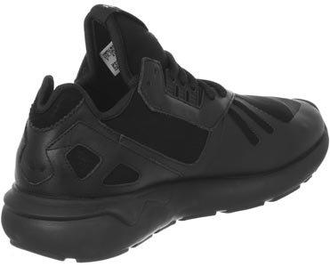 adidas Tubular Runner, Damen Hohe Sneakers Core Black
