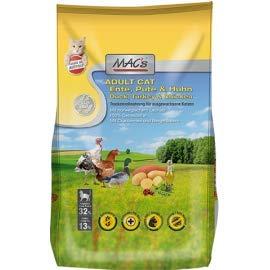 Mac's Katzenfutter getreidefrei Adult Ente, Pute & Huhn, 7 kg