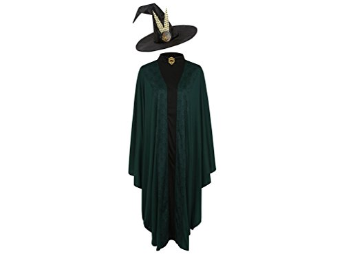 Offiziell lizenzierte Harry Potter Professor Minerva McGonagall Kostümwoche -