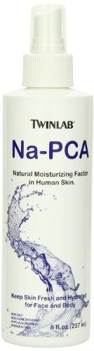 Twinlab, Na-PCA, pour le visage et le corps, 8 fl oz (237 ml)