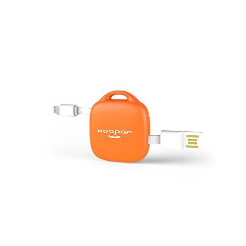 Xoopar XP61052.20A Hug Booster Power Bank 500 mAh matt orange -