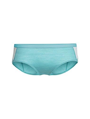 Icebreaker WMNS Meld Zone Hipkini Slip Sport, Femme, Lagoon/Dew, L