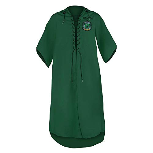 Cinereplicas Harry Potter Personalized Slytherin Quidditch Robe Size M ()