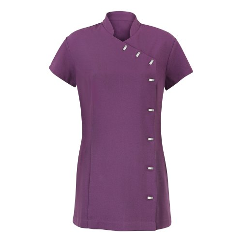 Alexandra-Womens-Easycare-Wrap-Beauty-Tunic-Health-Beauty-Spa-Workwear