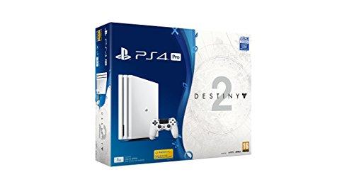 PlayStation 4 PRO - Konsole (1TB) inkl. Destiny 2