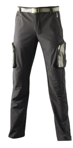 X-Bionic Herren Hose Winter Mountaineering Man OW Pants Long, Black, M, O020480