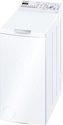Bosch WOT24227 Serie 4 Waschmaschine TL / A+++ / 174 kWh/Jahr / 1140 UpM / 7 kg / weiß / AllergiePlus Programm