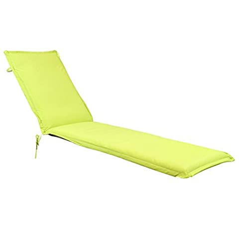 Charles Bentley Cushion For Garden Patio Sun Lounger Sunbed Recliner