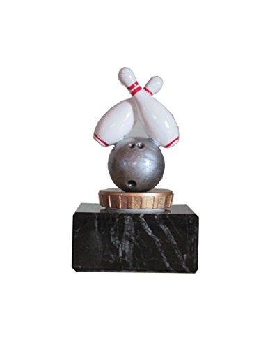 """Einzel-Pokal """"Bowling"""" mit Ihrer Wunschgravur (R)."""
