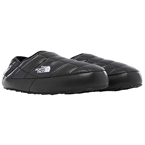 The North Face M TB TRCTN Mule V, Chaussures de Randonnée Basses Homme, Noir (TNF Black/TNF White KY4), 42 EU
