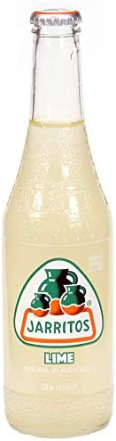 JARRITOS Mexican Lime Soda, 370 ml, FEFM322