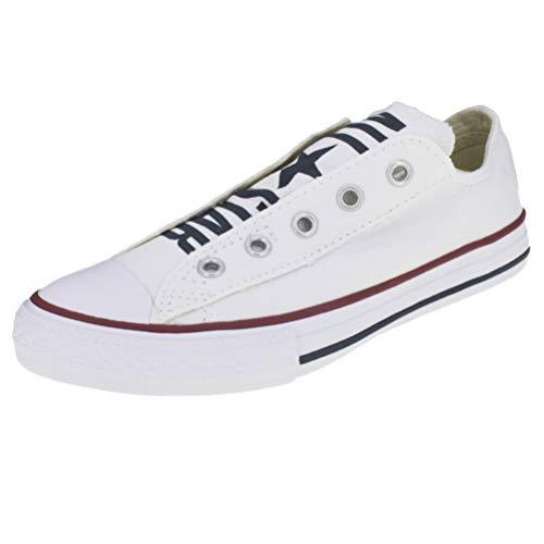 Converse 356855C CT Slip On Canvas Sneakers Unisex Junior White 27