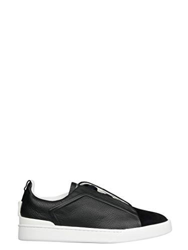 Z ZEGNA Luxury Fashion Herren LHABLA2511X Blau Sneakers | Herbst Winter 19