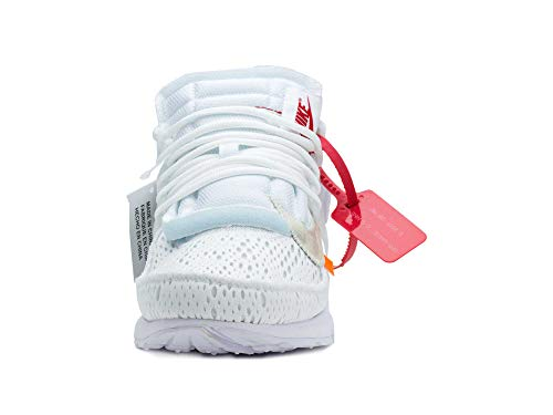 Nike Air Presto x Off White – White/Black Trainer - 3