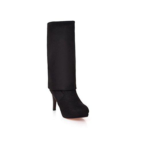 adeesu-ladies-foldable-stiletto-european-style-black-imitated-leather-boots-35-uk